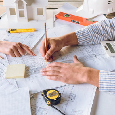 Hulp bij bouwvergunning